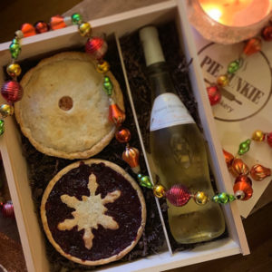 Savour Calgary 2019 Holiday Gift Guide Pie Junkie Gift Box