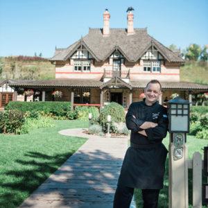 Savour Calgary Quick Bites food news Bow Valley Ranche Restaurant chef Antonio de Angelis