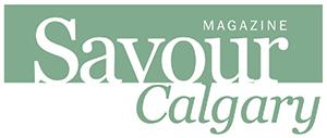 Savour Calgary Logo