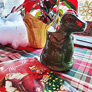 Proof's Santa Rex cocktail Savour Calgary Christmas Cocktail Roundup