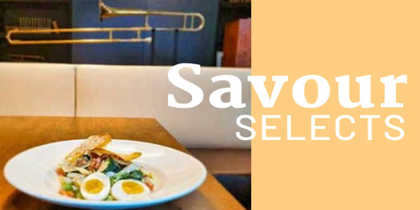 Savour Selects - Alvin's Jazz Club
