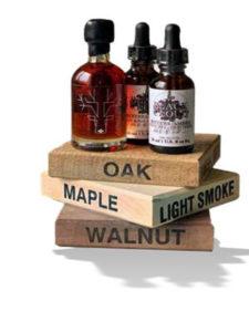 Spirits with Smoke