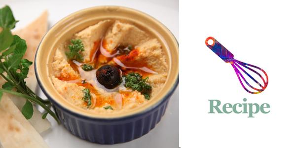 Hummus by Chef Liana Robberecht