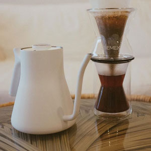 Eight Ounce Coffee