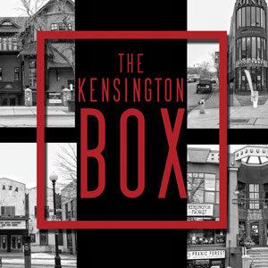 The Naked Leaf Kensington Box
