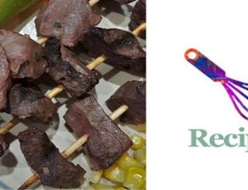 Peruvian Beef Heart Kabobs Anticuchos