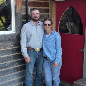 Tyler and Rachel Herbert