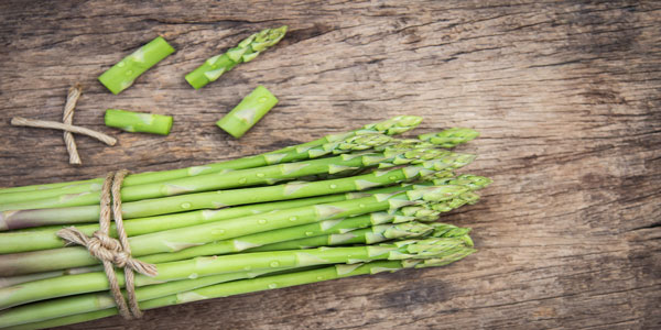 Spring's Asparagus