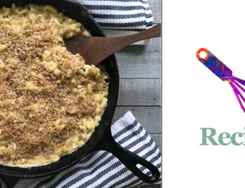 Cast-iron Cooking – Skillet Mac and Cheese with Crumb Crust