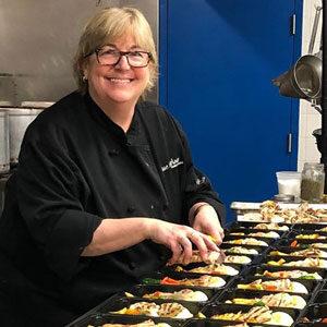 Judy Wood Meez Cuisine
