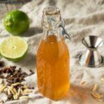 Homemade Falernum Syrup
