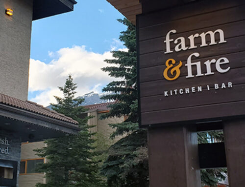 Farm and Fire – New Banff restaurant marries comfort with creativity