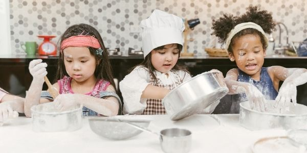 raising foodies