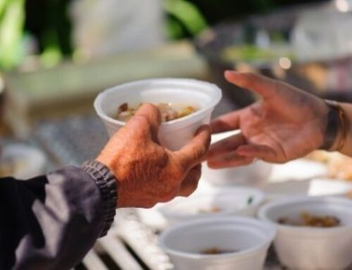 Using the power of food to generate change