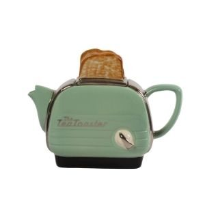 english toaster teapot