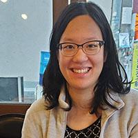 Grace Wang headshot