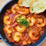 chef trent mardi gras shrimp