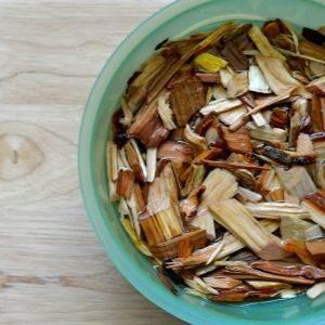 smoker wood