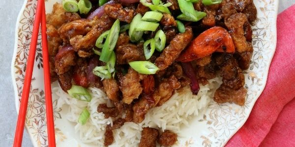 ginger not beef recipe