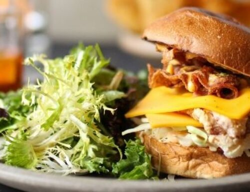 The Rise of the Fried Chicken Sandwich