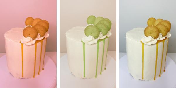 honey cake colours